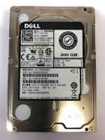 0RVDT 00RVDT DELL HDEAG02DBA51 AL13SXB30EN 300GB 2.5'' 15K 12G SAS HDD Hard Disk Drive without CADDY