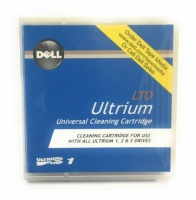 1X024 01X024 New Dell LTO Ultrium Universal Cleaning Cartridge x ALL ULTRIUM 1, 2 & 3 Drive