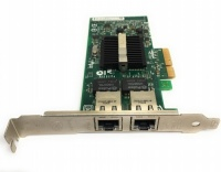 TMGR6 0TMGR6 New Dell Quad Port 4 x RJ45 1Gbe Network PCI-E Ethernet Adapter
